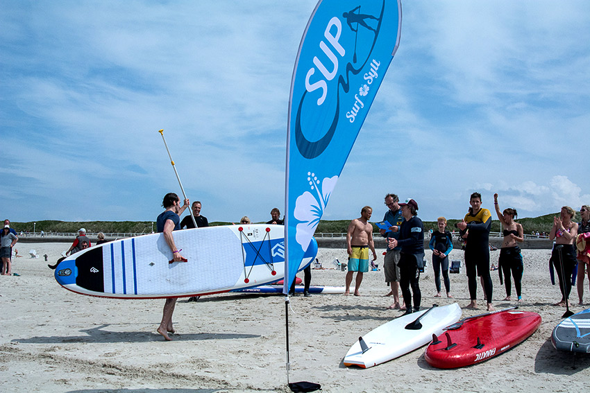 Stand.Up.Paddling Sylt